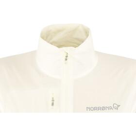 Norrøna Bitihorn Aero100 - Veste Femme - gris/blanc